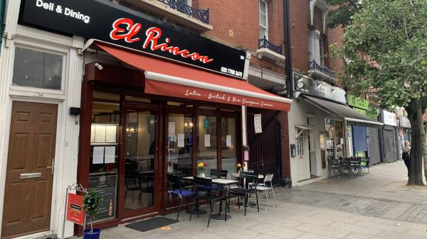 El Rincón Holloway, London
