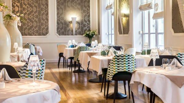 Salle du restaurant - La Table Lesnations, Vichy
