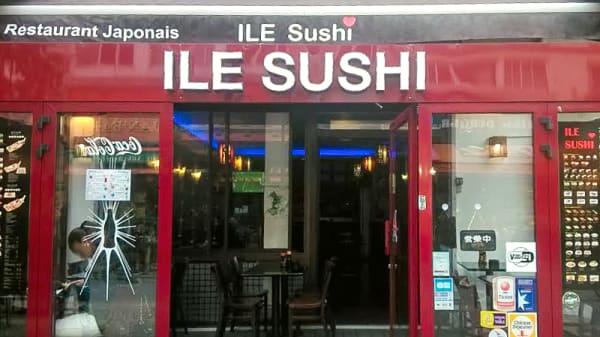 facade - Ile Sushi, Paris