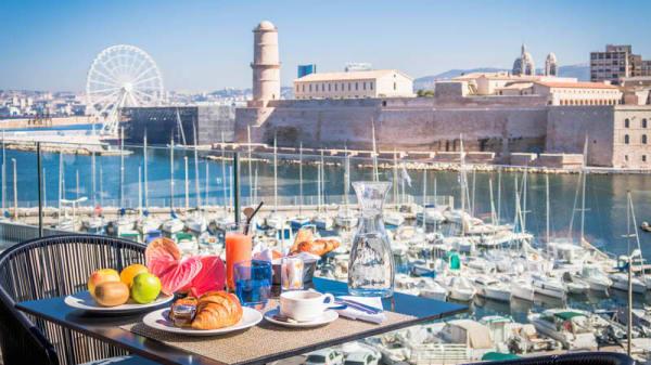 Terrasse - Bistromanie le Carré, Marseille