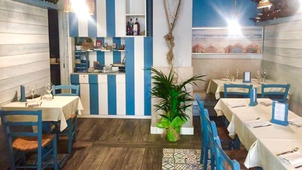 Sala - Primo Restaurant, Portici