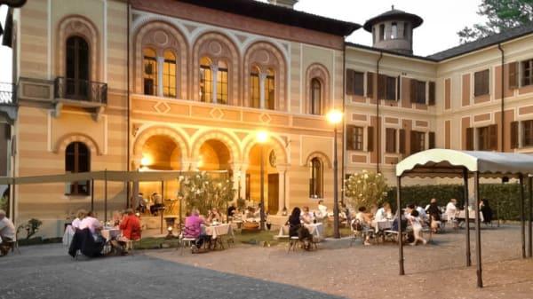 esterno - Ristorante Villa Scati, Melazzo