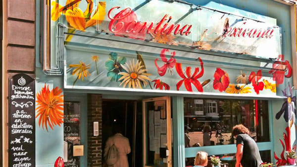 Het restaurant - Cantina Mexicana, Groningen