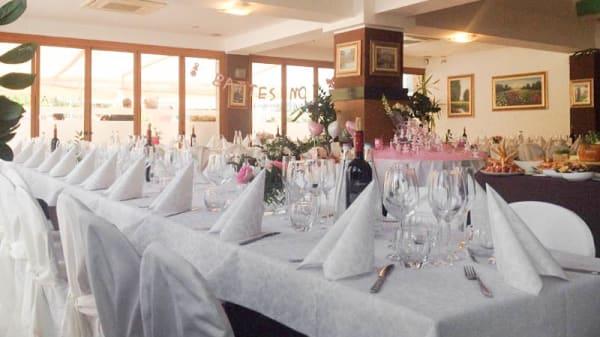 Vista sala - Anselmo's, Buccinasco