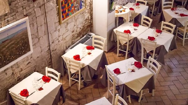 Interno - Roba da Matti - La Pizza de l'Alba, Pisa