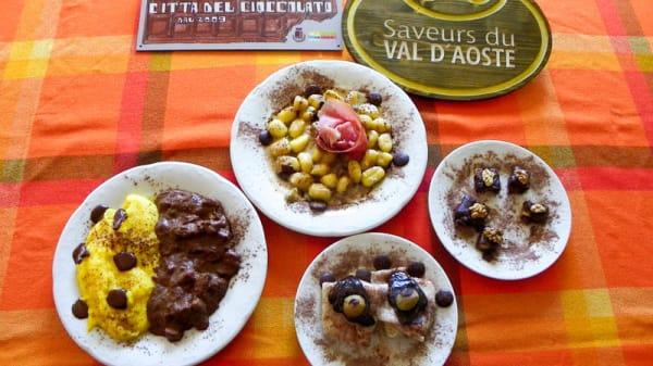 Suggerimento dello chef - Les Granges, La Thuile