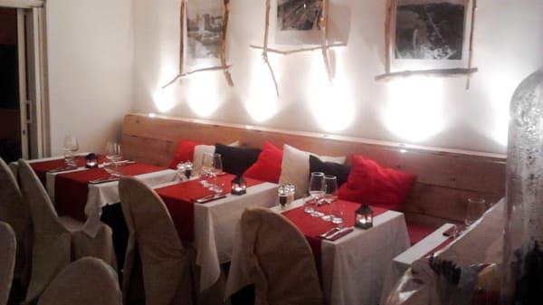 Vue salle - La Cuisine de Cesar, Sainte-Maxime