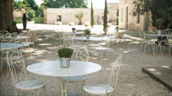 Terrasse - Le M, Nîmes