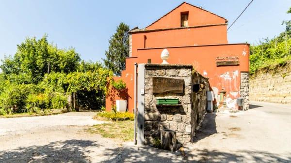 Entrata - Villa Chiara -Orto&Cucina-, Vico Equense