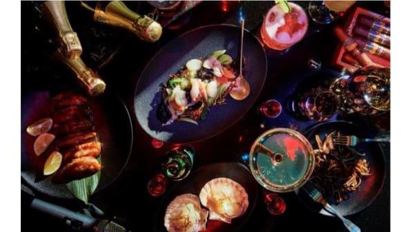 food - Ocean 12, Southbank (VIC)