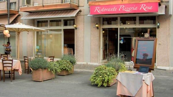 Entrata - Ristorante Pizzeria Rosa, Villimpenta