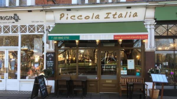 Piccola Italia Ealing, London