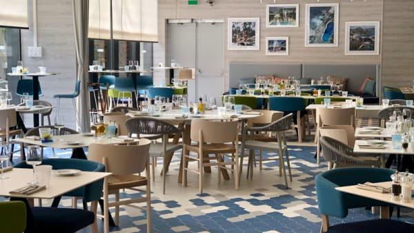 Salle - Azzurra Kitchen, Monaco