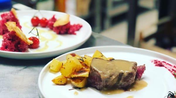 Lo Chef Consiglia - Cinto - Cucina in Torre, Firenze