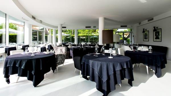 Vista della sala - Blanco Lounge Restaurant, Pietrasanta