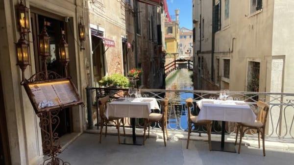 Osteria Sora al Ponte, Venezia