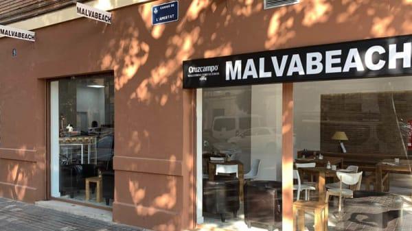 Fachada - MalvaBeach, Valencia