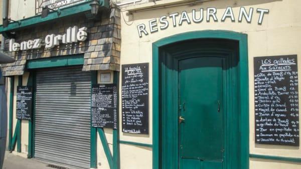 Le Nez Grillé, Nantes