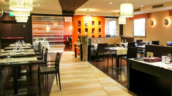 Veduta dell interno - Sensation Restaurant, Lucino