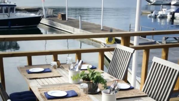 Terrass - Plyms kök och bar, Saltsjöbaden