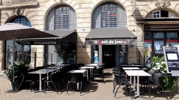 Devanture - O'Goût du jour, Bordeaux