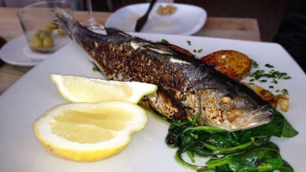 Sugerencia del chef - Prosecco Portixol, Palma de Mallorca