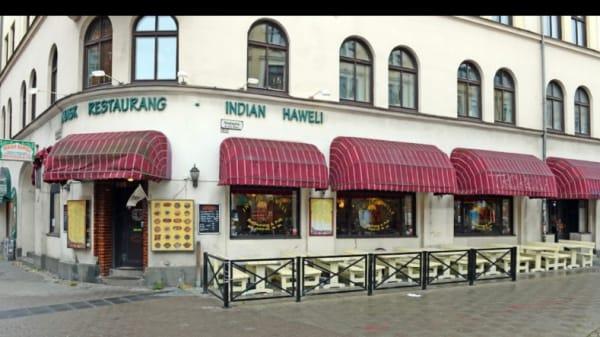 mat - Indian Haweli, Malmö