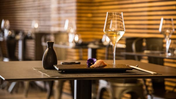 Vista sala - Sushiro Fusion Restaurant, Brindisi