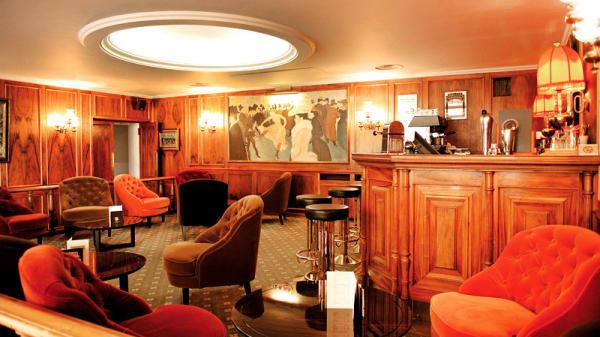 Albert Café - Hotel Mercure Marseille Bompard La Corniche, Marseille