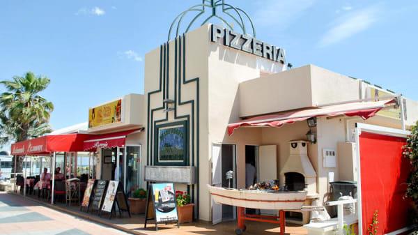 Entrada - Pizza Mare, Torremolinos