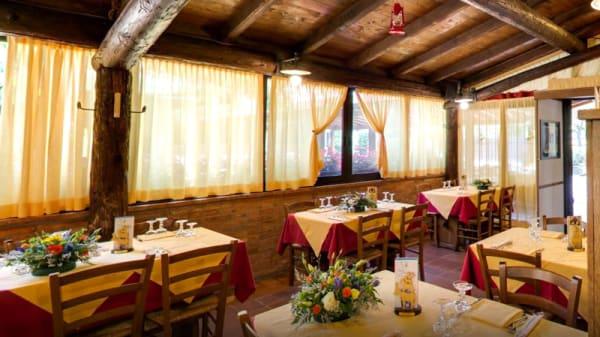 Sala - Osteria degli Amici, Gradella