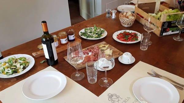 Suggerimento dello chef - Osteria di Fonterutoli