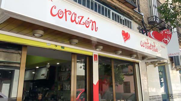 Entrada - Corazón Contento, Madrid