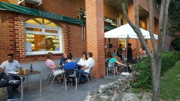 Terraza - Pizzería La Abuela, Rivas-Vaciamadrid