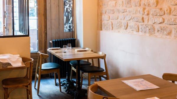 Restaurant kozo, Paris