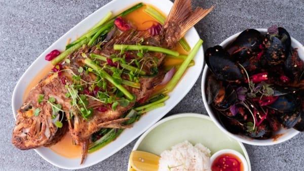 Seafood - River Quay Fish - South Bank, South Brisbane (QLD)