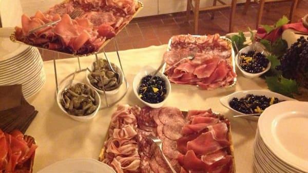 affettati - Le Vigne, Radda In Chianti