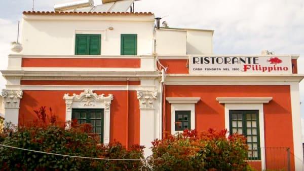 Facciata - Filippino, Lipari