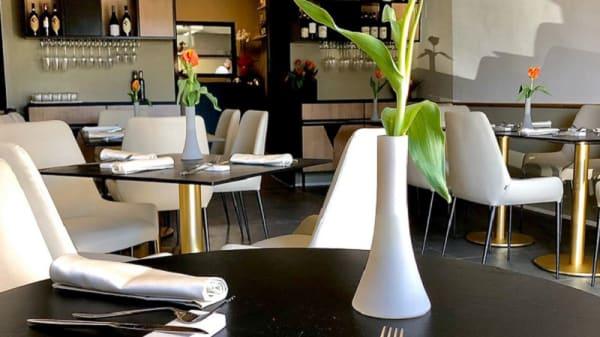 Vista della sala - Lagom Restaurant, Santa Marinella