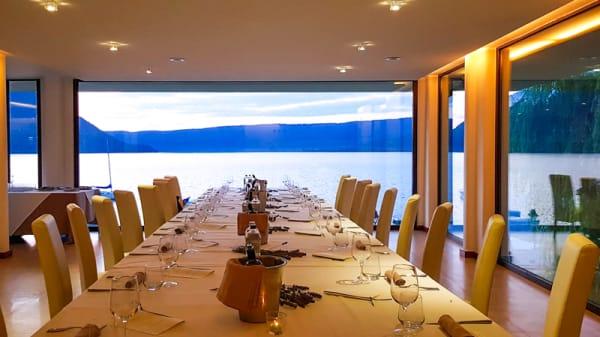 Sala - Croma Lago Restaurant, Ronciglione