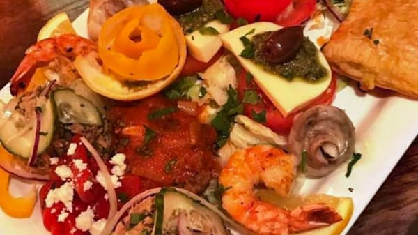 Suggestie - Grieks Restaurant & Tapasbar KRITI, Purmerend