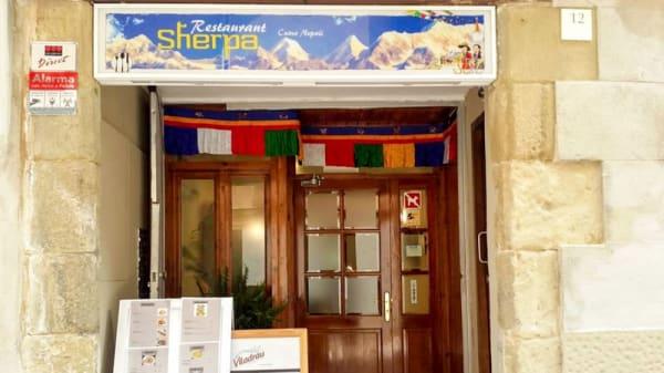 Entrada - Sherpa, Vic