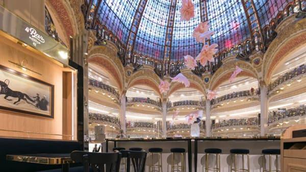 Vue de la salle - Kaspia le Bar, Paris