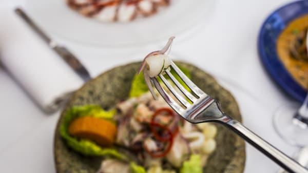 Cocina Peruana - Lima Limón Madrid, Madrid