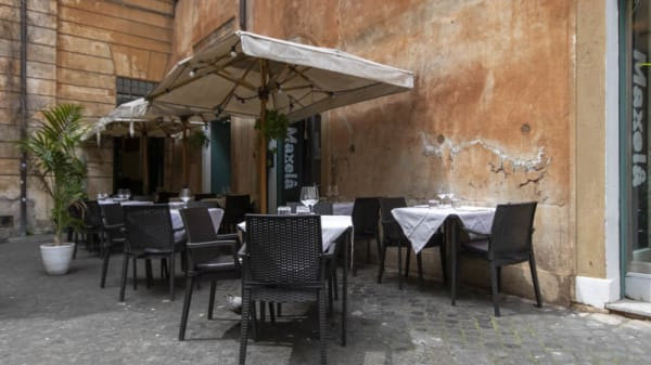 Terrazza - Maxela, Rome