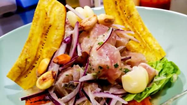 Sugerencia del chef - Sacsay Perú, Sa Coma