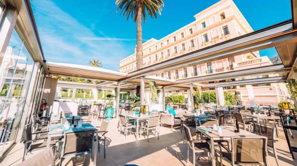 Terrasse - Jasmin Grill & Lounge, Saint-Jean-Cap-Ferrat