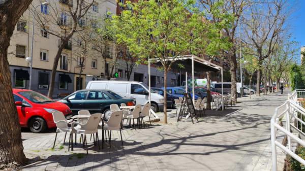 Burmet Pª Toledo, Madrid