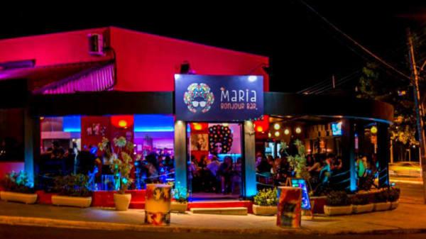 Fachada - Maria Bonjour Bar e Restaurante, Campinas