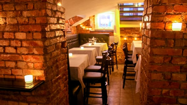 dining  room - Restaurang Viktoria, Göteborg